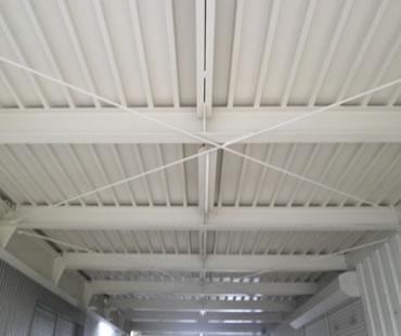 鋼構造物塗装