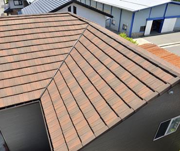 屋根カバーリング工事