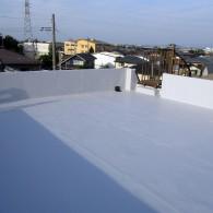 防水塗装工事1施工後