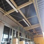 鋼構造物塗装工事1施工後