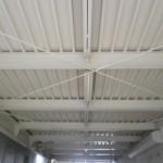 鋼構造物塗装工事2施工後